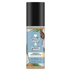 Love Beauty & Planet Mimosa & Macadamia nut Essential Hair Oil - 4 fl oz