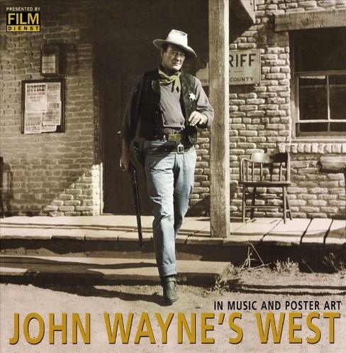 Various - John wayne?s west:In music & poster a (CD) - image 1 of 1