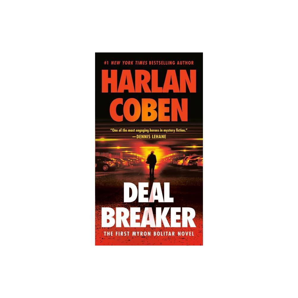 Deal Breaker Myron Bolitar By Harlan Coben Paperback