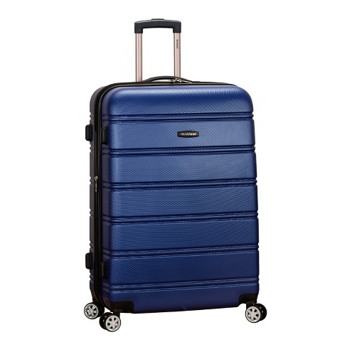"Rockland Melbourne 28"" Expandable Hardside Spinner Suitcase - Blue - image 1 of 5"