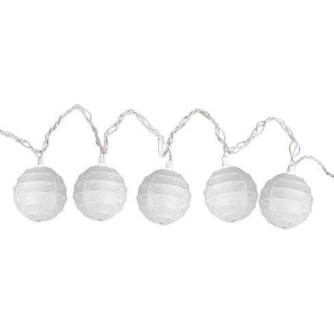 Paper Orb String Lights - Room Essentials™ - image 1 of 3