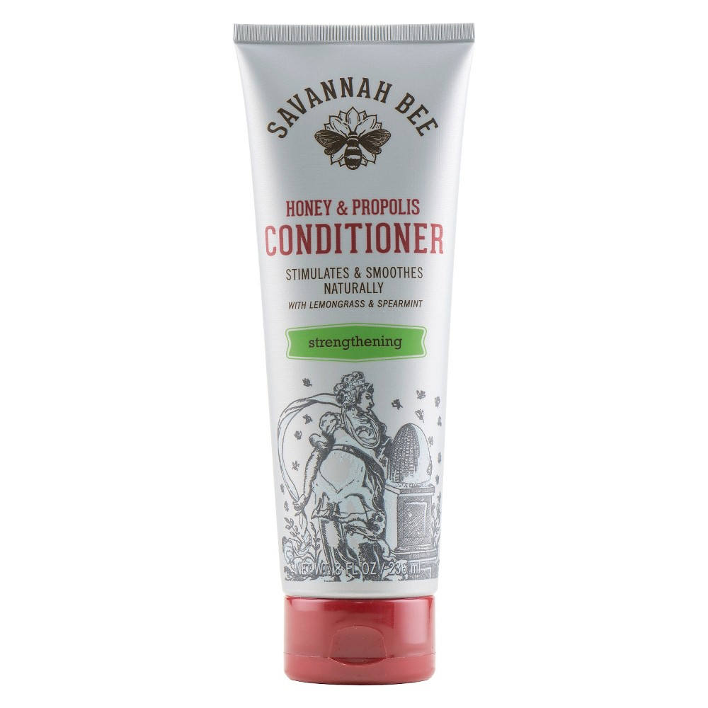 Image of Savannah Bee Honey Conditioner with Propolis 8 oz