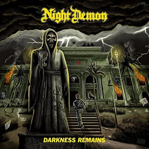 Night Demon - Darkness Remains (Vinyl) - image 1 of 1