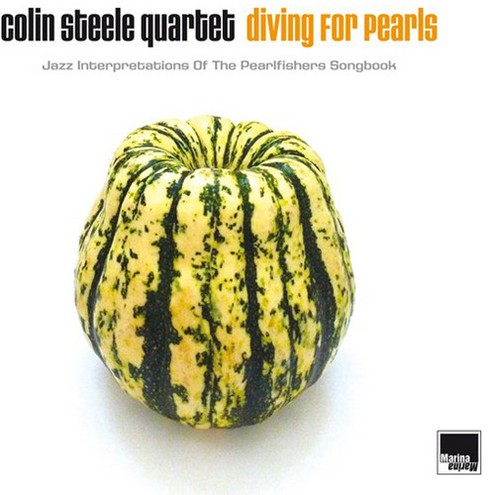 Colin Quarte Steele - Diving For Pearls:Jazz  Interpretatio (Vinyl) - image 1 of 1