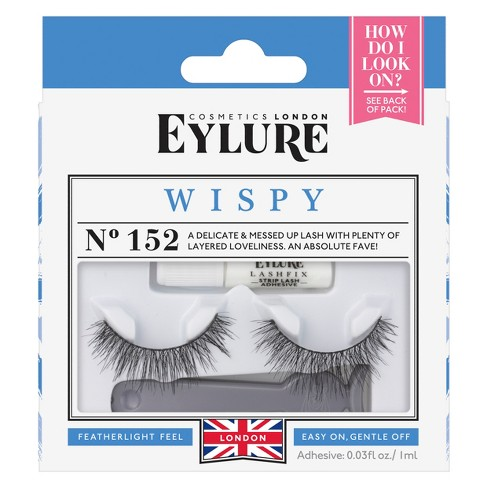 Eylure Eyelashes 152 Wispy - 1pr - image 1 of 4