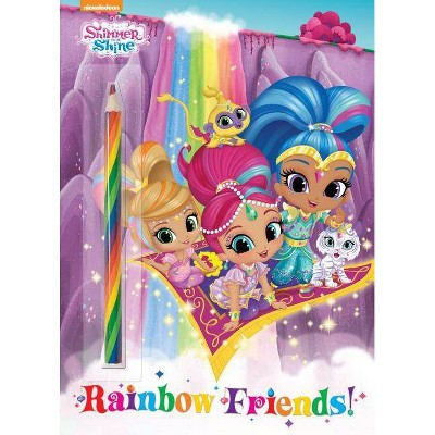 - Rainbow Friends (Shimmer & Shi - By Golden Books (Paperback) : Target