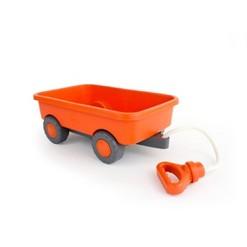 Green Toys Wagon - Orange