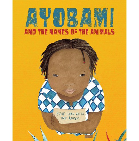 Ayobami and the Names of the Animals -  by Pilar Lopez Avila (Hardcover) - image 1 of 1