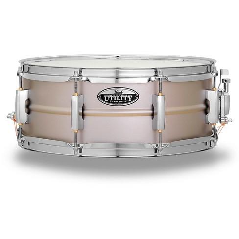 Pearl Modern Utility Steel Snare Drum - image 1 of 1
