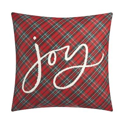 Applique Joy Decorative Throw Pillow - Dearfoams
