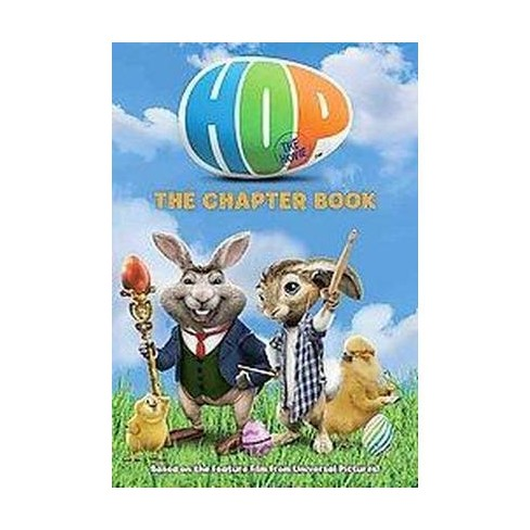 Hop: the Chapter Book ( Hop) (Paperback) by Cinco Paul - image 1 of 1