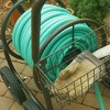 Liberty Garden Products 4 Wheel Residential Hose Reel Cart Holds Up to 250 Feet - image 4 of 4