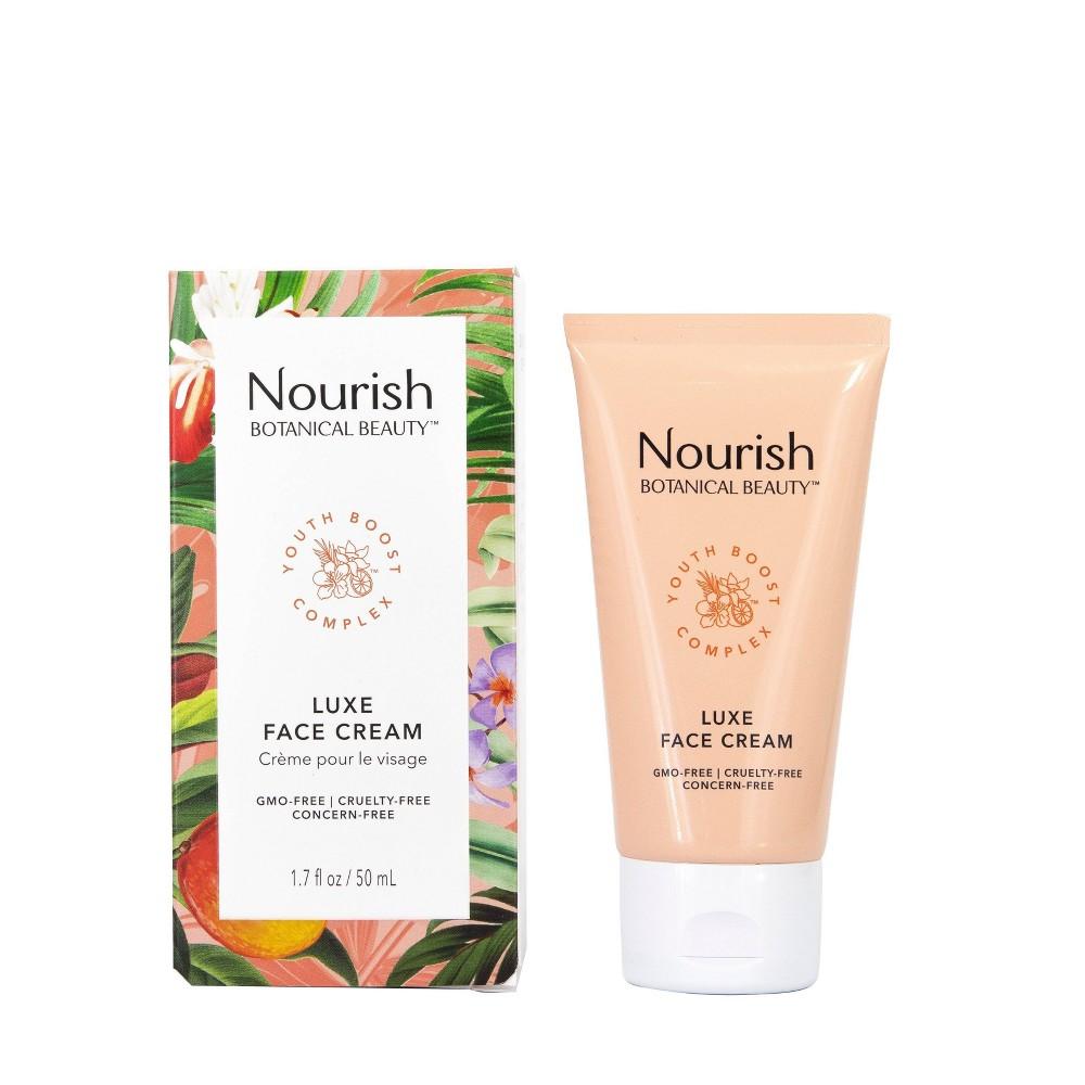Image of Nourish Organic Botanical Beauty Luxe Face Cream - 1.7 fl oz