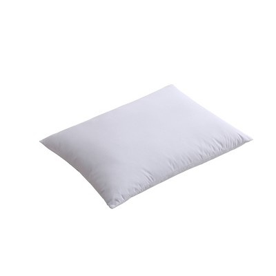 Jumbo Goose Feather Bed Pillow - St. James Home