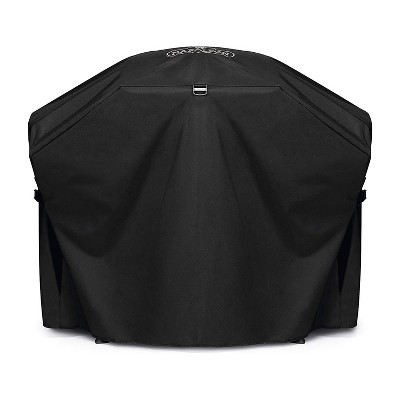 Napoleon Products 61288 Fade and Water Resistant Storage Cover for TravelQ 285X and PRO285X Scissor Cart Gas BBQ Grills, Black