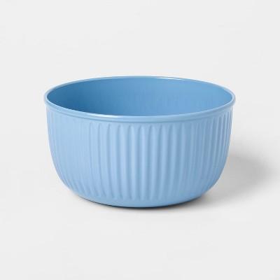 175oz Melamine Serving Bowl Blue - Threshold™