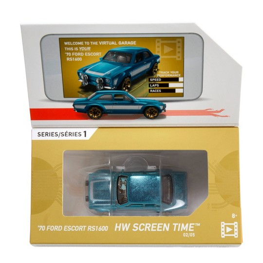 Hot Wheels id '70 Ford Escort RS1600 image number null
