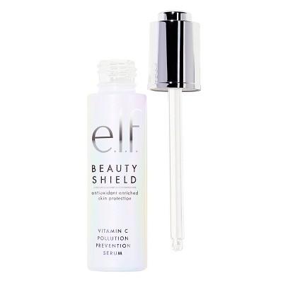 e.l.f. Beauty Shield Vitamin C Pollution Prevention Serum - 0.95 fl oz