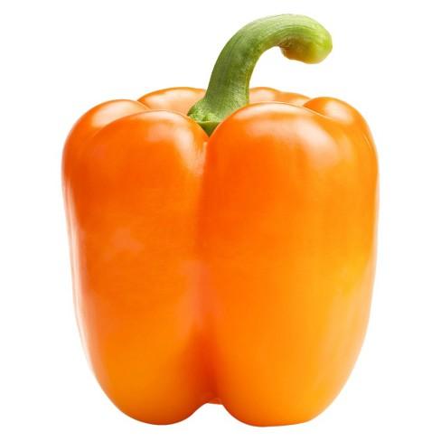 Orange Bell Pepper - Each - image 1 of 1