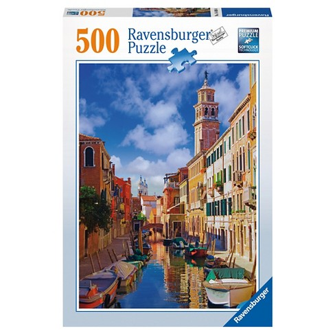 Ravensburger 500pc Puzzle - In Venice - image 1 of 2