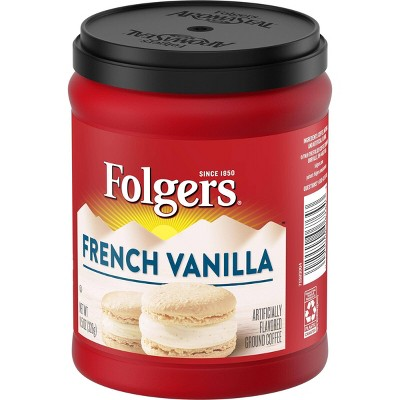 Coffee: Folgers Flavors