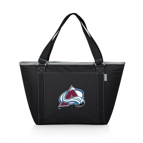 NHL Colorado Avalanche Topanga Cooler Tote Bag - Black - image 1 of 4