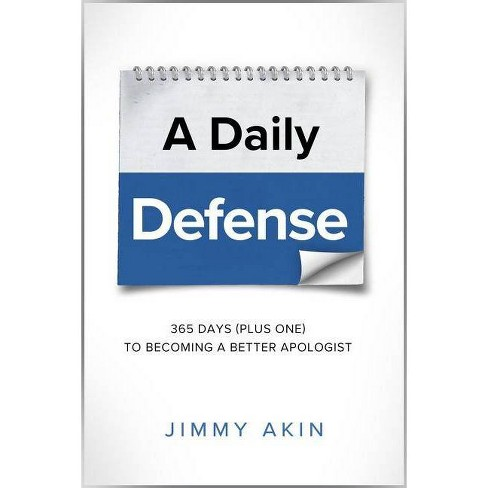 A Daily Defense - by  Jimmy Akin (Paperback) - image 1 of 1