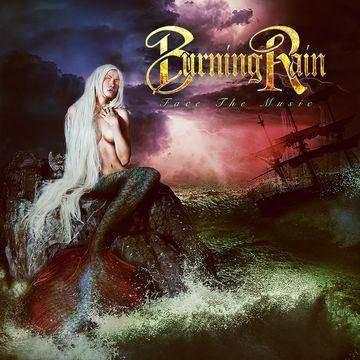 Burning Rain - Face The Music (CD)