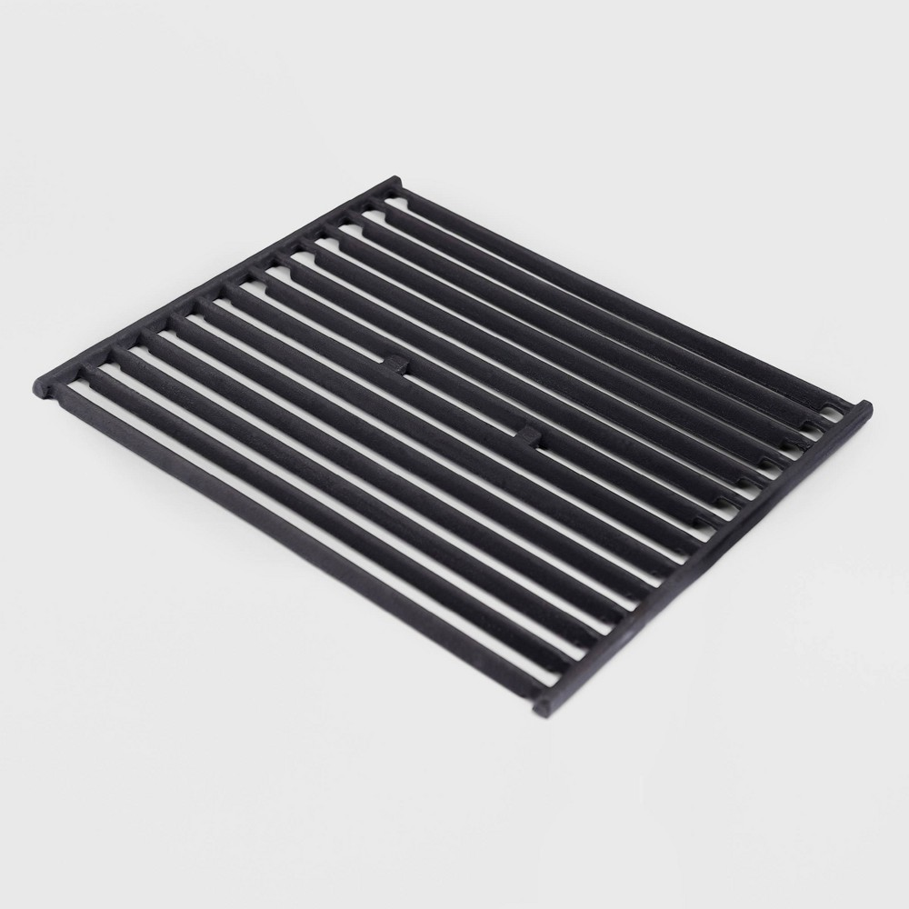 """Image of """"Broil King 16"""""""" 2pc Signet/Crown Cast Iron Cooking Grid Black"""""""