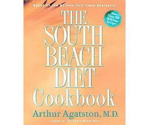 South Beach Diet Cookbook (Hardcover) (Arthur Agatston) - image 1 of 1