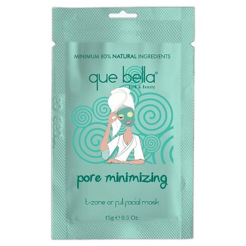 Que Bella Pore Minimizing Mud Face Mask - 0.5oz - image 1 of 3