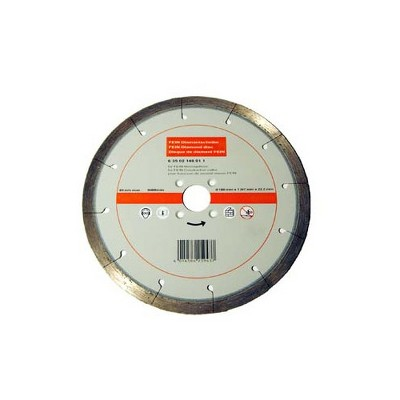 Fein 63502146011 7 in. Diamond Disc Saw Blade