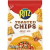 Ritz Toasted Chips, Cheddar - 8.1oz - image 2 of 4