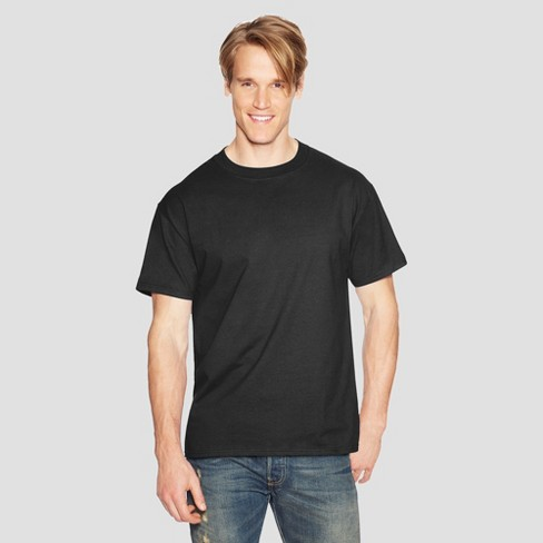 Hanes Men's Tall Short Sleeve Beefy T-Shirt - image 1 of 2