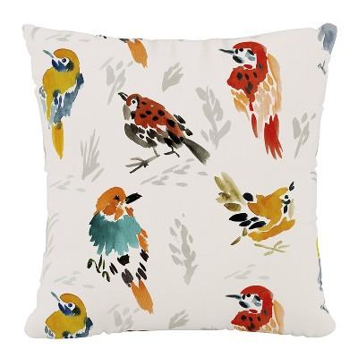 Square Outdoor Throw Pillow - Cloth & Company