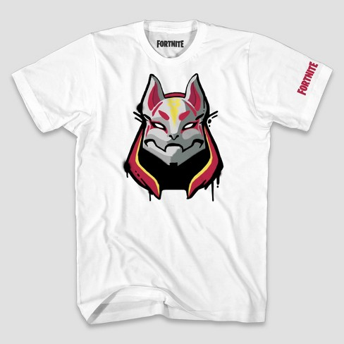 6c38779f0 Men's Fortnite Short Sleeve Graphic T-Shirt - White : Target