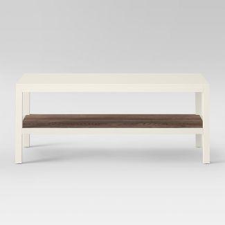 Hadley Coffee Table Cream - Threshold™
