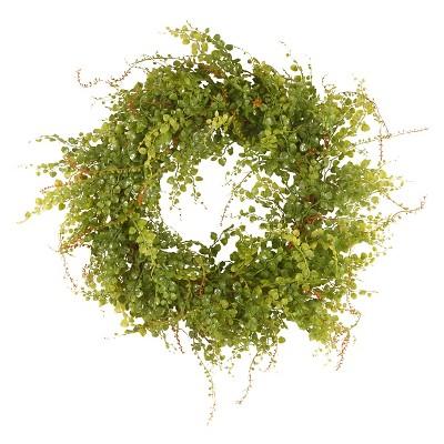 "Garden Accents Hotag/Berry Wreath - (22"")"