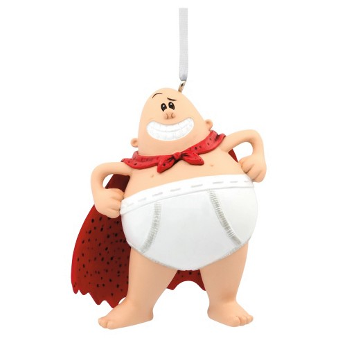 Captain Underpants Christmas Ornament - image 1 of 2