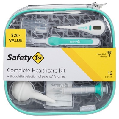 Safety 1st Complete Healthcare Kit - 16pc