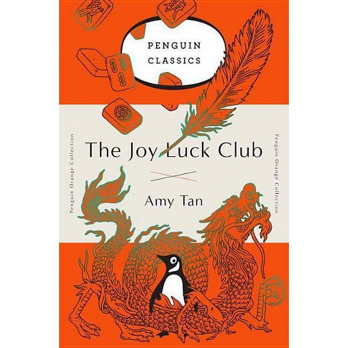 The Joy Luck Club - (Penguin Orange Collection) by  Amy Tan (Paperback) - image 1 of 1