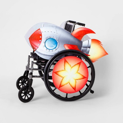 Kids' Adaptive Rocket Ship Halloween Costume Wheelchair Cover - Hyde & EEK! Boutique™