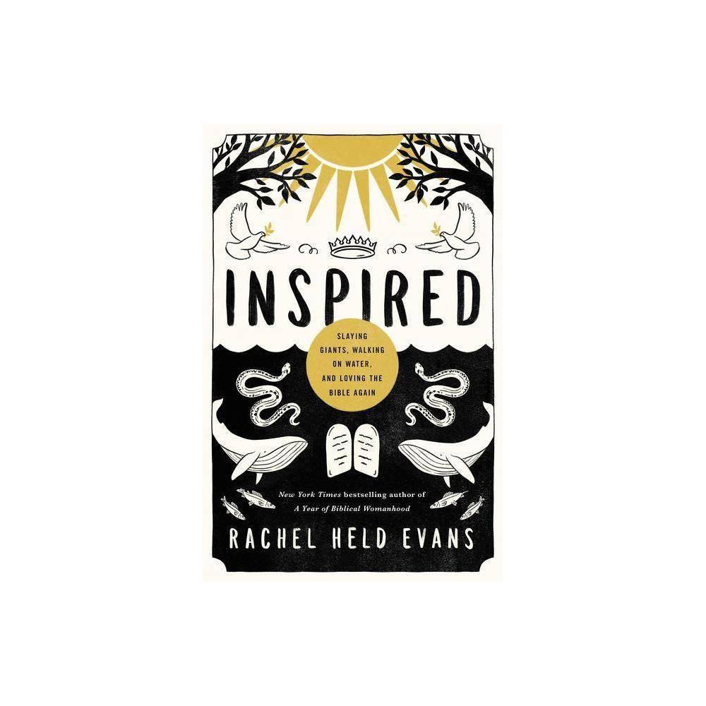 Inspired By Rachel Held Evans Paperback