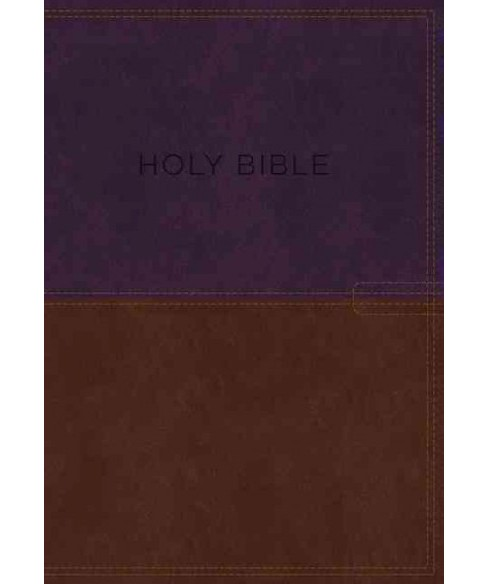 Holy Bible : King James Version, Know the Word Study Bible, Burgundy, Leathersoft (Paperback) - image 1 of 1