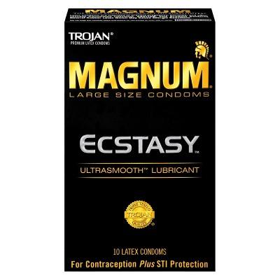 Condoms: Magnum Ecstasy