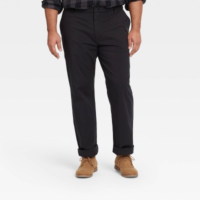 Men's Tall Straight Fit Hennepin Tech Chino Pants - Goodfellow & Co™