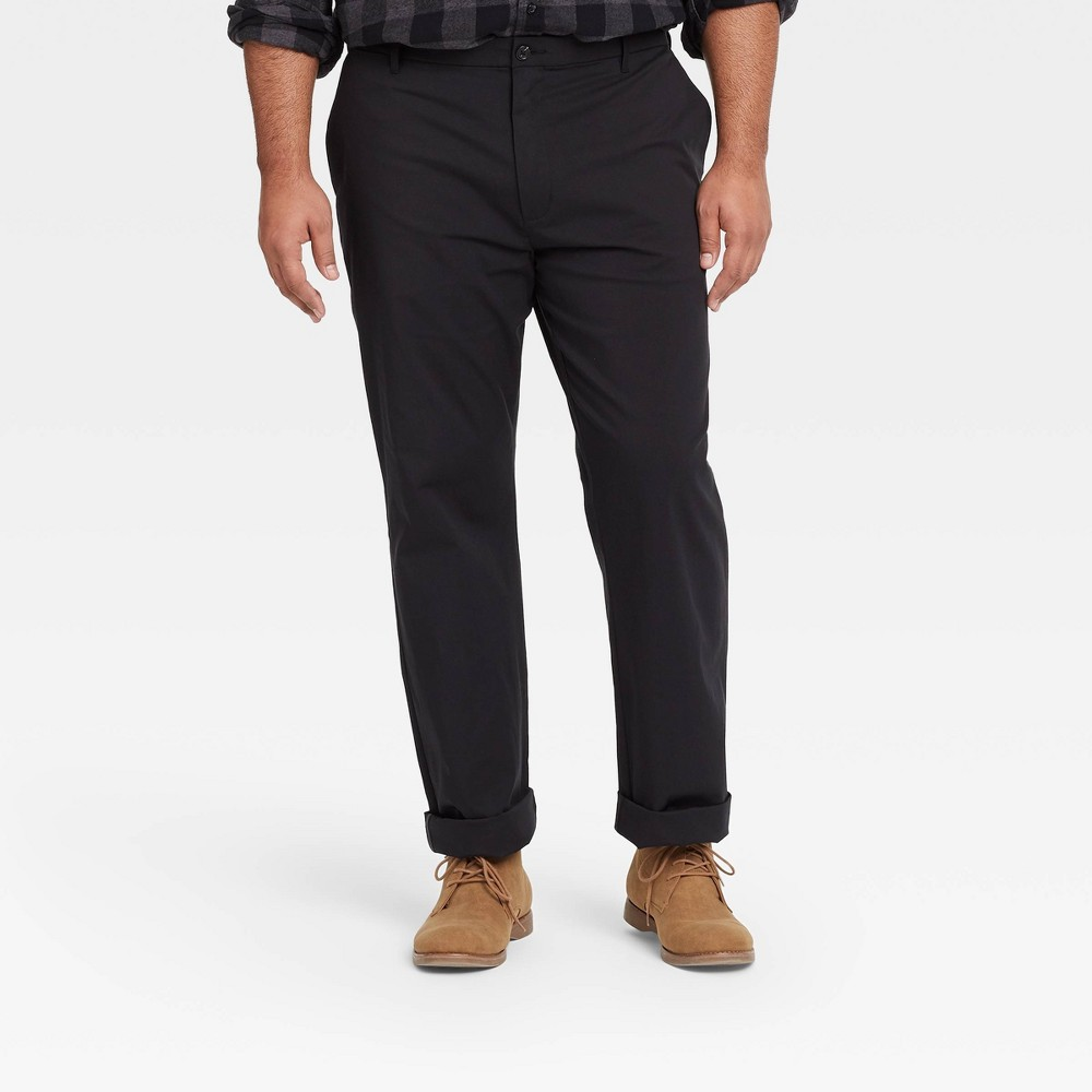 Coupons Men's Big & Tall Straight Fit Hennepin Tech Chino Pants - Goodfellow & Co™
