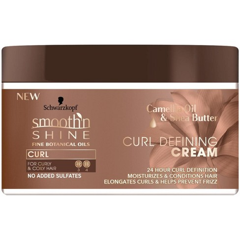 Smooth 'N Shine Curl Defining Cream - 10.5oz - image 1 of 2