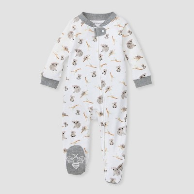 Burt's Bees Baby® Baby Koala Sleep N' Play - Gray