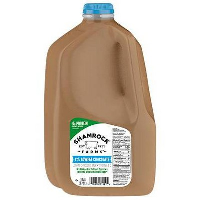 Shamrock Farms 1% Chocolate Milk - 1gal